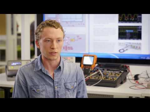 Why I'm Studying Electronics & Communications Engineering With ECU - Jordan's Story