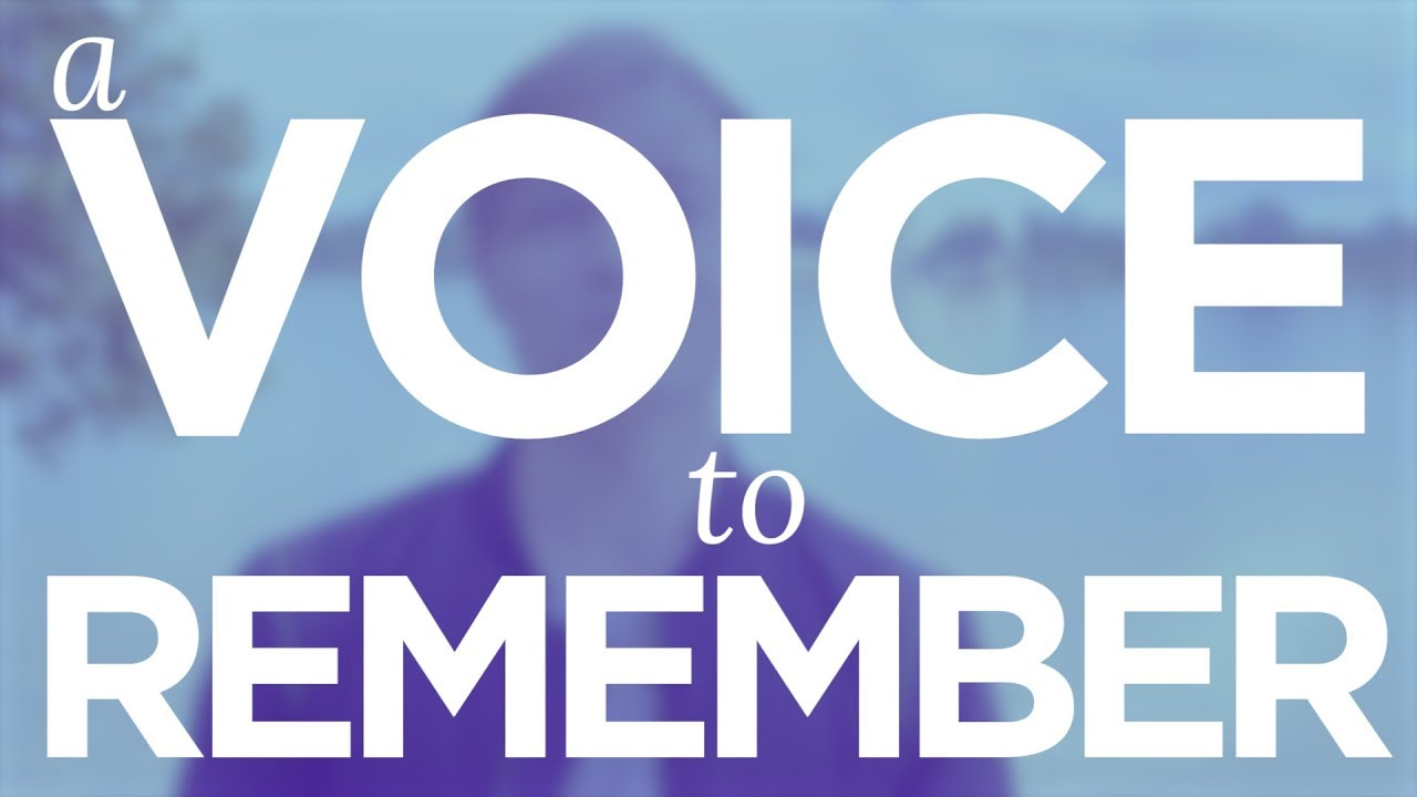 """A Voice To Remember"" - Quick Singing Tips Ep. 20 Cover"