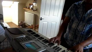 Queen-One Vision Keyboard Part