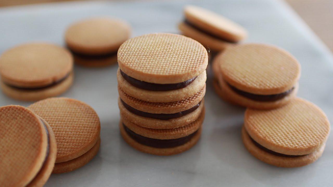 사블레 샌드위치 쿠키 (3가지 버터로 비교 분석!) | French Sable Cookies (3 Types of Butter Comparison!)