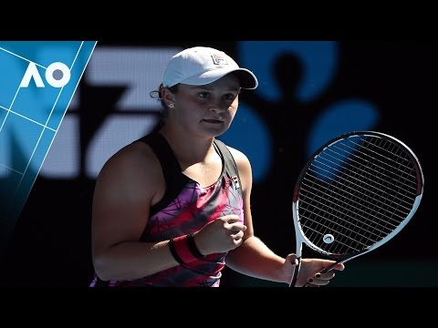 Barty v Beck match highlights (1R) | Australian Open 2017