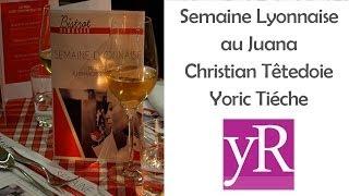 Semaine Lyonnaise Au Bistrot Terrasse Juana Youresto.com
