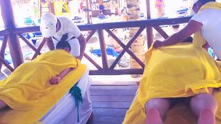 Video 😍😎💖 in Mexico Massage on the Beach Asmr Resort Massage download MP3, 3GP, MP4, WEBM, AVI, FLV Januari 2018