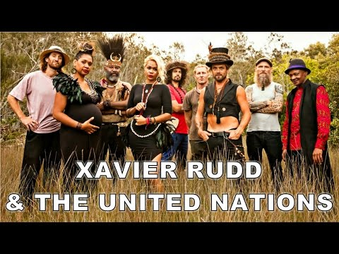 Xavier Rudd & The United Nations - Gurtenfestival 2015 [HD, Full Concert]