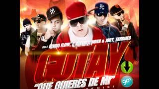 QUE QUIERES DE MI(REMIX)-ÑEGO FLOW FT GOTAY FTJ.ALVAREZ,FARRUKO,NOVA Y JORY.HD.