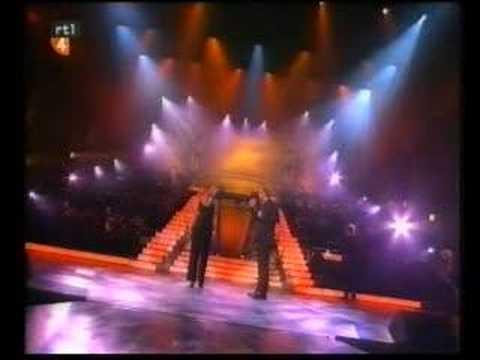 Musical Awards 2001  Heather Headley Adam Pascal