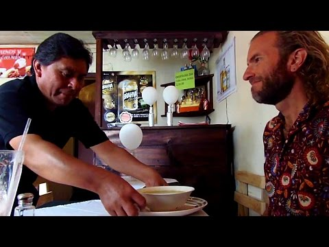 Cheap, yummy Guatemalan food in Antigua, Guatemala