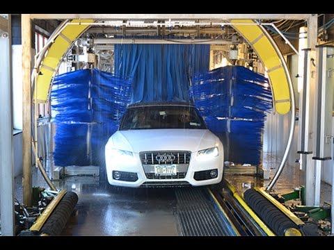 De Express Car Wash