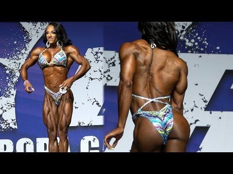 ⭐️ Disciplined, determined, motivated, and persistent Tonya Wheatfall || 4K