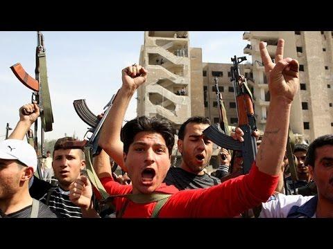 La guerra en Siria llegara a EUROPA?