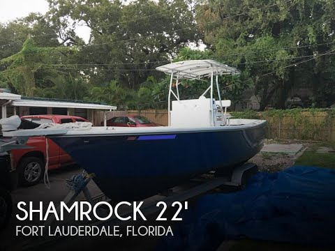 [UNAVAILABLE] Used 1991 Shamrock 22 SE Open Fish in Fort Lauderdale, Florida