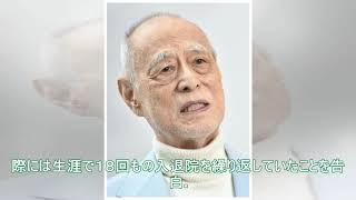 津川雅彦さん死去 朝丘雪路さん追いかけるように天国へ ---------------...