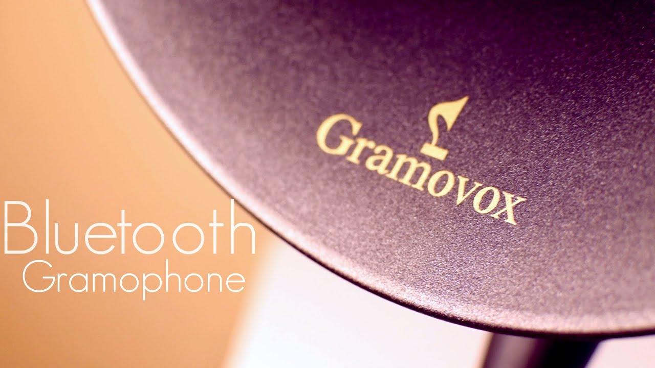 Bluetooth Gramophone Review! (Gramovox)