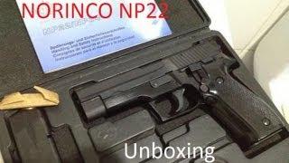 Norinco NP22 Unboxing