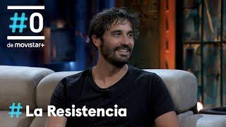 LA RESISTENCIA - Entrevista a Álex García   #LaResistencia 19.10.2020