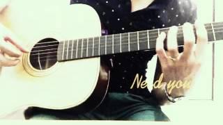 Làm ơn guitar cover