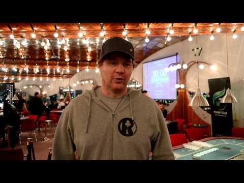 Interview - Unibet Open 2013 - Jes Bondo