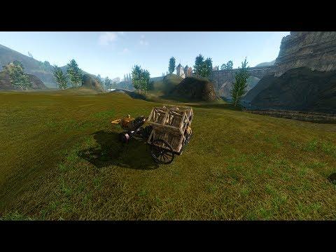 #15 ArcheAge. Апгрейд трактора. Как сделать трактор на 6 и 8 паков