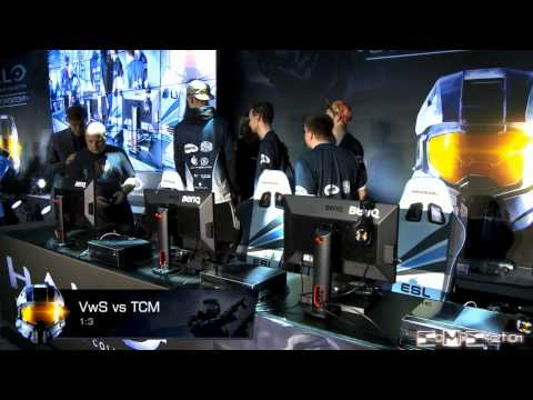 Halo 2 Anniversary: VwS vs TCM Grand Final $5000 ESL Gamescom 2014!