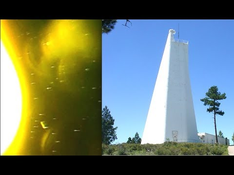 Why is Sunspot Solar Observatory closed?