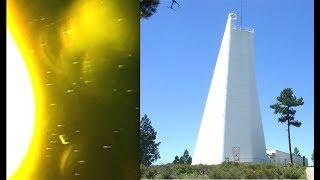 New Info, Sunspot Observatory Closure - 6 More Observatories Closed?  UFO Fleet Filmed, Radiation