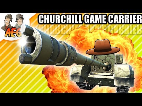 Churchill Gun Carrier Compilation
