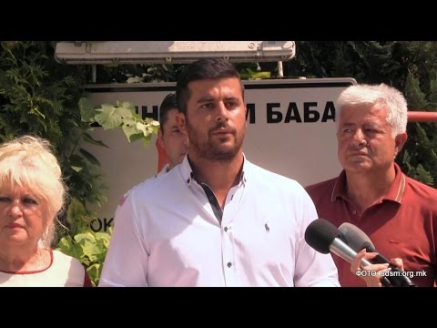 Граѓаните бараат оставки од Трајановски и Трајковски �...