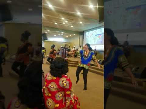 Joyful Noise- Eben performed by Anointed Dance Ministry
