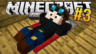 Minecraft Pocket Edition | A SUNKEN BED!! | #3