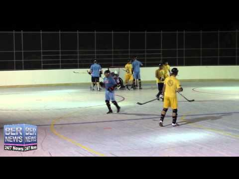 Ball Hockey At PCC Rink, January 21 2015