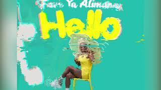 Faze Ya-Alimamy - Hello (Official Sierra Leone Music 2020)