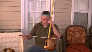 Appalachian Gourd Jigg  on Home Made ERHU