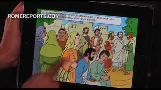 App para explicar a los niños la vida de Jesús | Tecnología