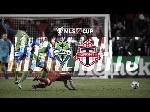 Highlights: Seattle Sounders FC at Toronto FC | MLS Cup Final | December 10, 2017