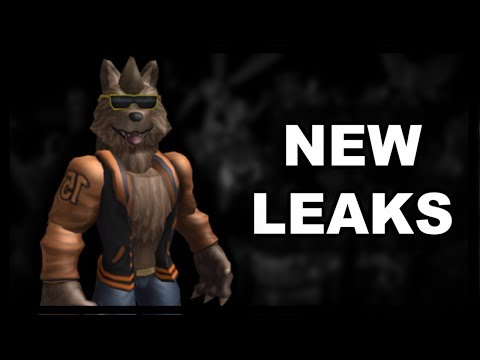 More New Roblox Anthro Leaks - Packages, Faces, Information, And More