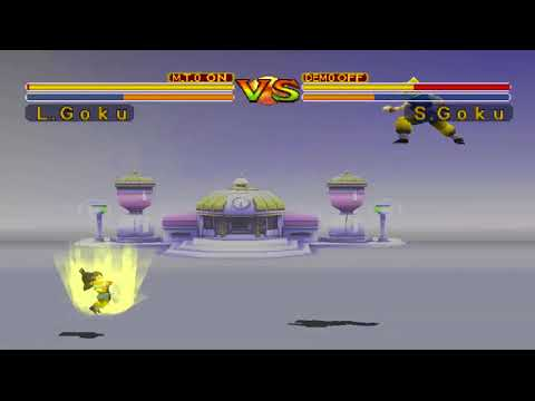 Little Goku Fight All  Game Over [DragonBall GT Final Bout]