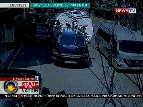 SONA: Liaison officer ng brokerage company, patay sa pamamaril ng mga de-motorsiklong suspek