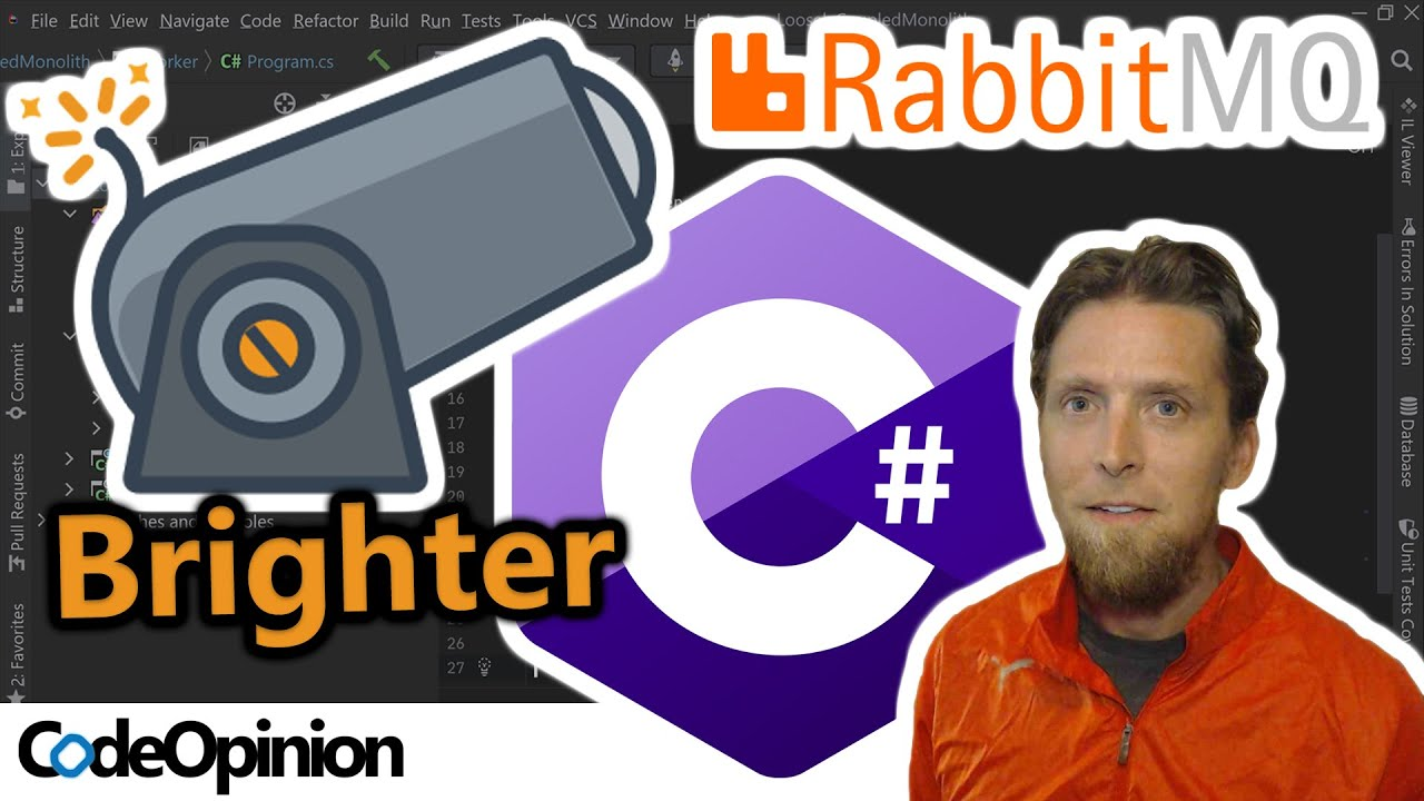 Moving work Out-of-Process using Brighter and RabbitMQ