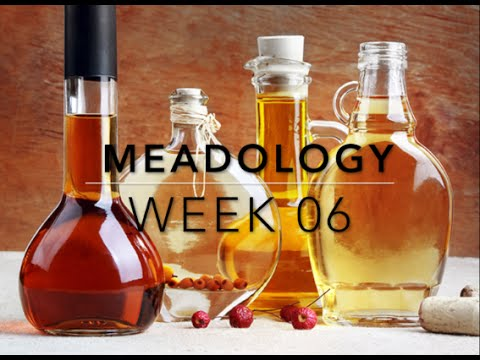 Meadology -- Week 06: Oxygenation, Degasing and Flavouring Revisited