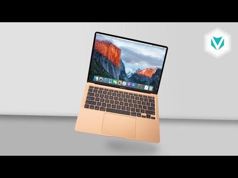 Ấn Tượng Ban Đầu Về MacBook Air 2020: KHÔNG NGON ?!!