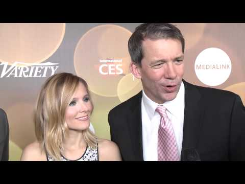 Kristen Bell, Rob Thomas & Ryan Hansen talk Veronica Mars at Variety Breakthrough of the Year Awards Mp3