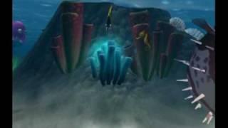 Finding Nemo Movie Game Walkthrough Part 3 (GameCube)
