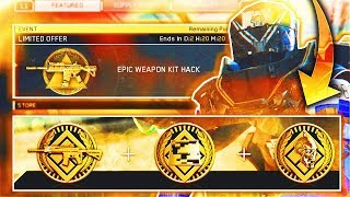 """NEW """"EPIC WEAPON"""" KIT HACK! (NOT A SCAM) - GUARANTEED EPIC WEAPON HACK INFINITE WARFARE!"""