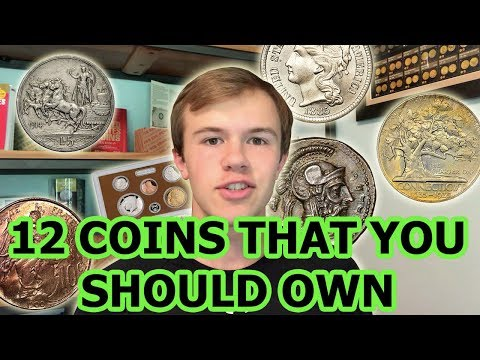 12 Coins You Should Buy or Own In Your Coin Collection