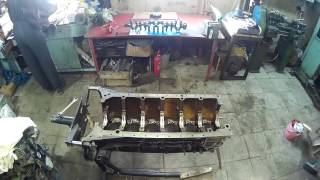 m104 engine assembly