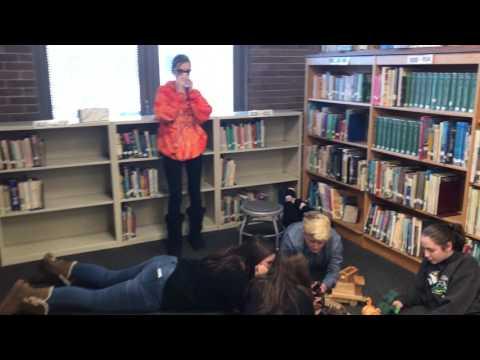 Kesling Middle School Mannequin Challenge