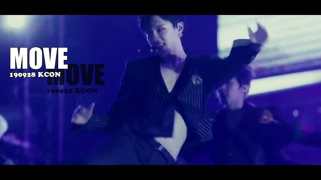 [KCON2019THAILAND]  움직여(MOVE) 조승연(Cho seung youn) 합본