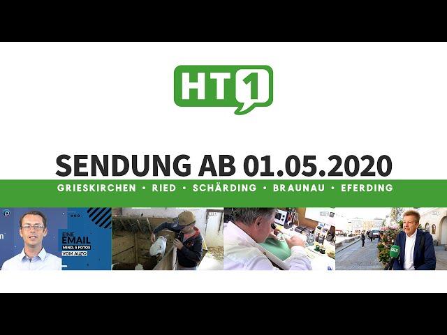 HT1 Sendung vom 01.05.2020 / Hausruck & Innviertel