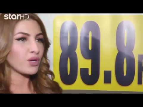 Helena Paparizou - Colour Carnival Concert 2018 (Backstage Interview)