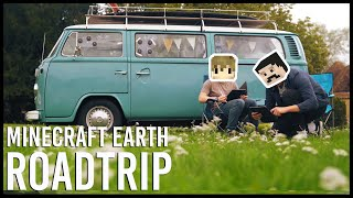 Mumbo & Grian's Minecraft EARTH Roadtrip - Part 1